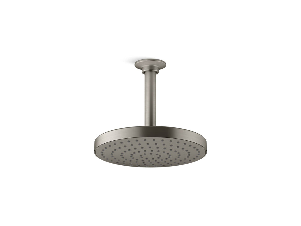 Showerhead | Awaken | Vibrant Brushed Nickel | GROF USA