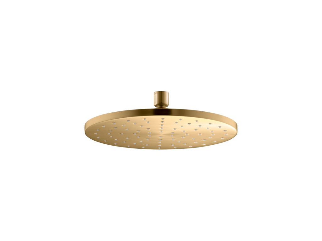 "Showerhead | 10"" CONTEMPORARY ROUND RAIN SHOWERHEAD 