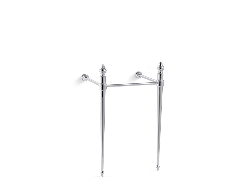 Console Table Legs | Memoirs | Polished Chrome | GROF USA