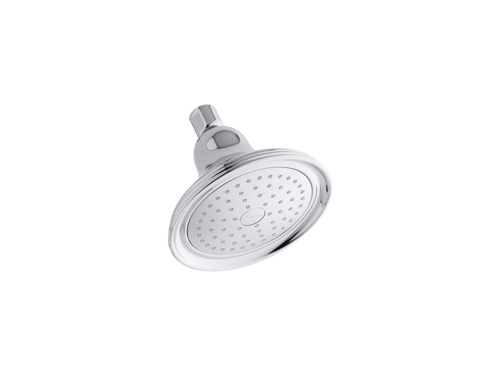 Showerhead | Devonshire | Polished Chrome | GROF USA
