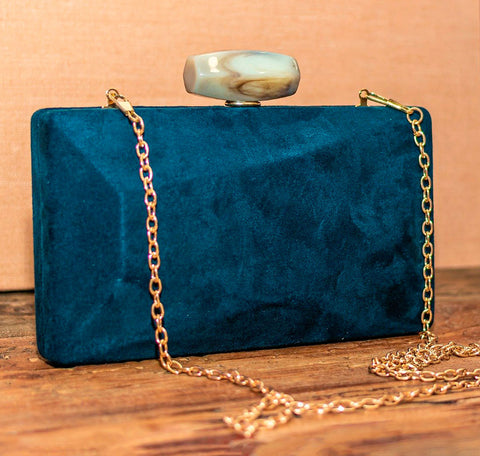 Clutch Irene - Farfalla Couture - Ropa - Mujer - Eventos- Boho -