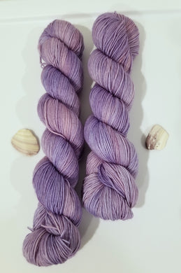 Dye to Order // Purple Seashell