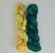Load image into Gallery viewer, Ready To Ship // Afraid of...Alien Worsted