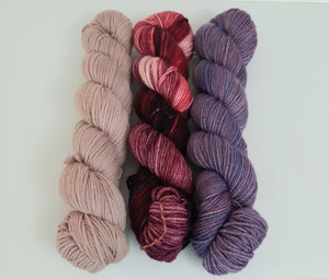 Ready To Ship // Afraid of...Alien Worsted