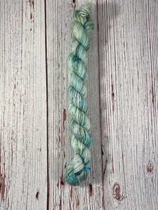 Dye to Order // Snakes on the Skein Speckles