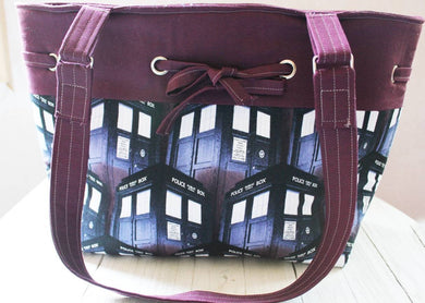 Doctor Who Tote
