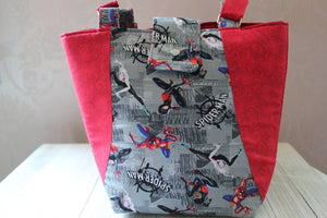 Spiderman Small Tote
