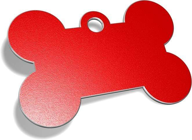 Bone Standard Pet ID Tag Pet Tag Pet ID Tags