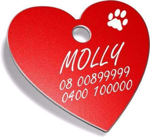 Cheap Dog Tags Australia at Only $10 each Pet Tag Pet ID Tags
