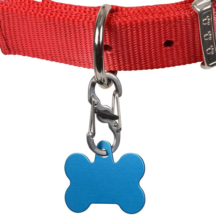 S-Biner Pet Tag Lock Pet ID Tags