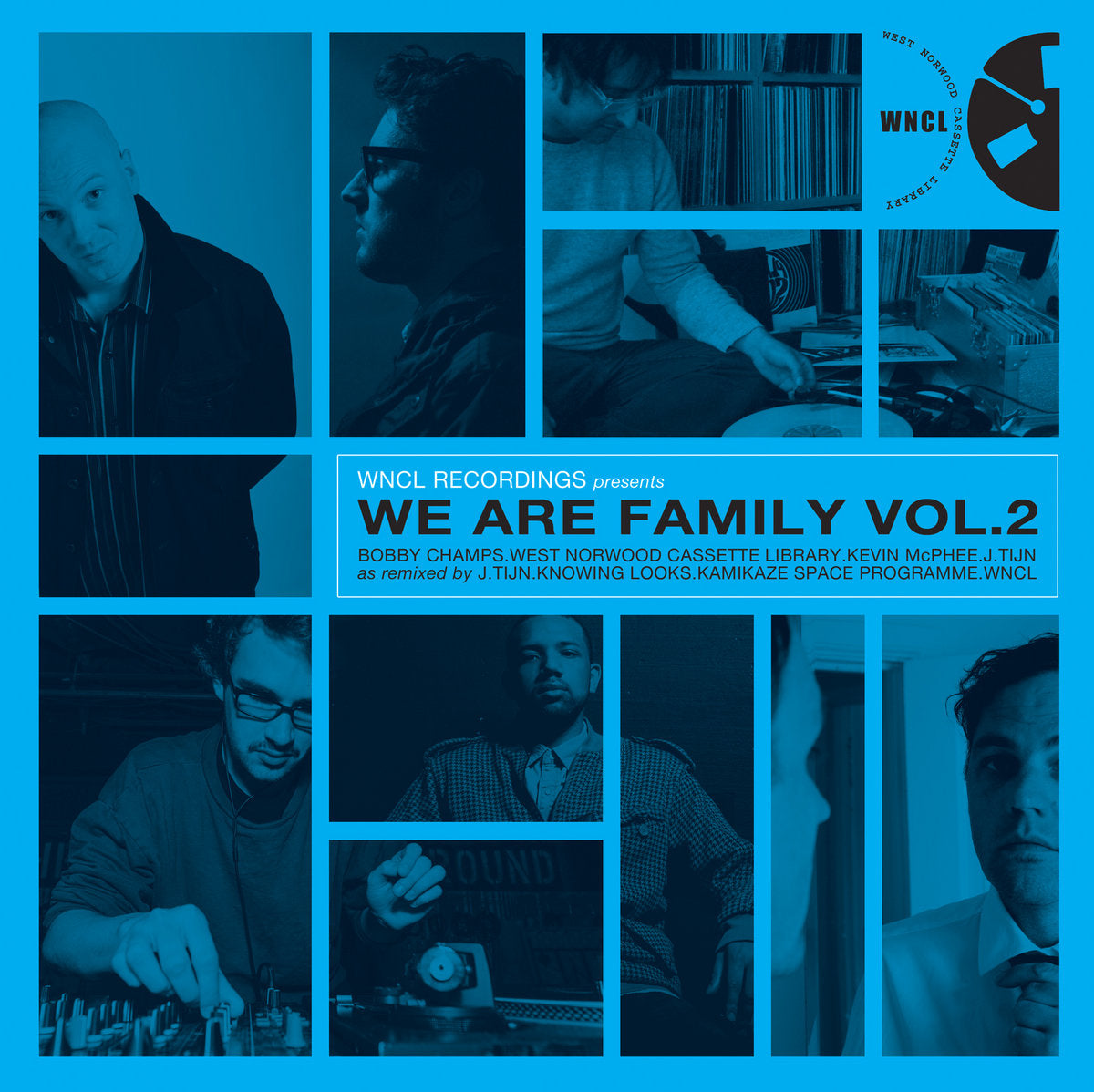 Various Artists 'We Are Family Vol.2' 12""