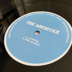 The Architex 'Altitude / Feel Da Heat' 12""
