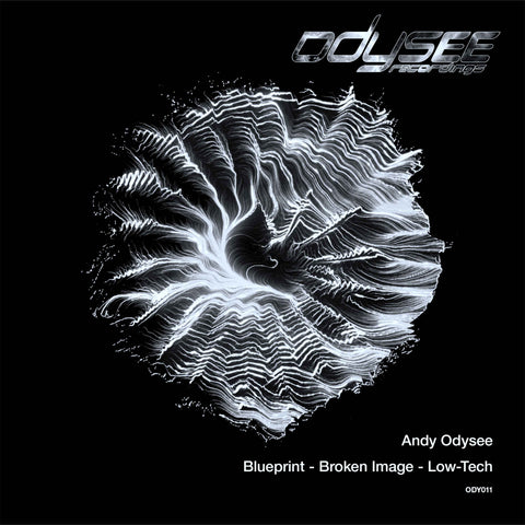 *PRE-ORDER* Andy Odysee 'Blueprint / Broken Image / Low-Tech' 12""