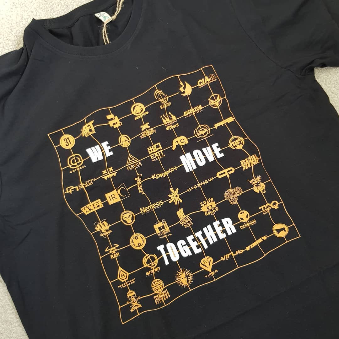 Wee Move Together T-Shirt