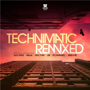 Technimatic 'Remixed EP' 12""