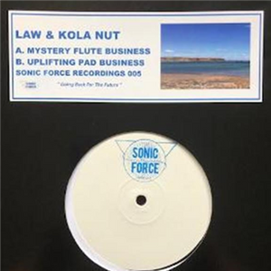 Law & Kola Nut 'Mystery Flute Business / Uplifting Pad Business' 12""