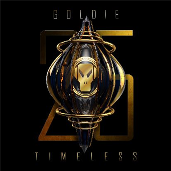 *PRE-ORDER*Goldie 'Timeless (25 Year Anniversary Edition)' 3LP
