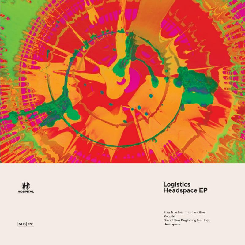 "Logistics 'Headspace Ep"" 12"""