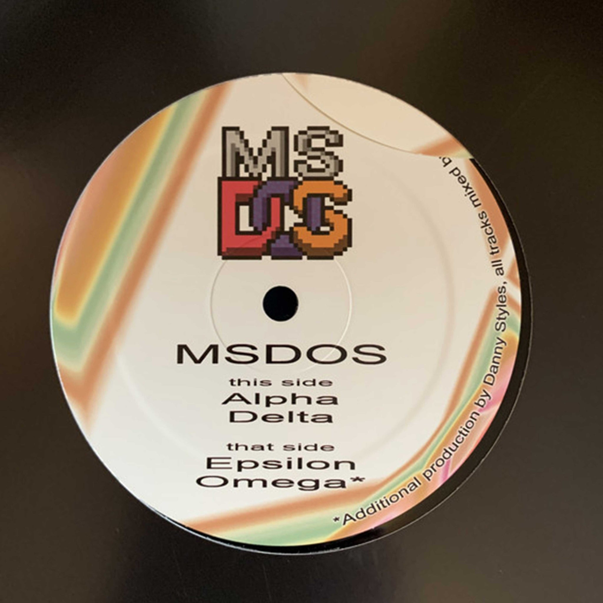 MsDos 'Spandangle Selection Volume 10' 12""