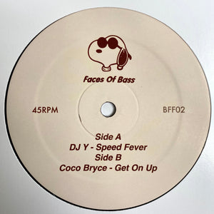 DJ Y / Coco Bryce 'Speed Fever' 12""