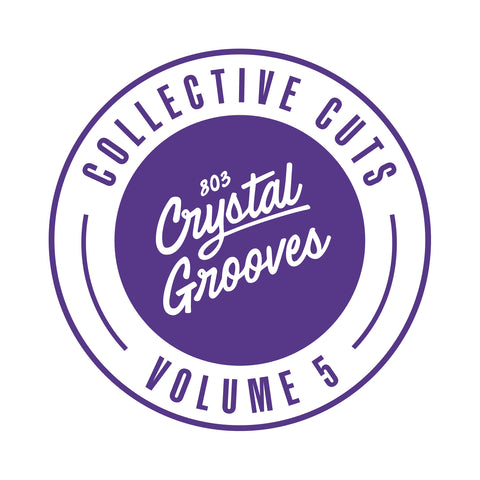 *PRE-ORDER* UC Beatz 'Collective Cuts, Vol. 5' 12""
