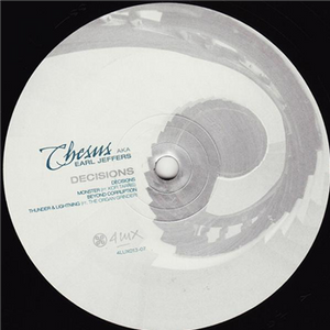 *PRE-ORDER* Chesus aka Earl Jeffers 'Decisions' 12""