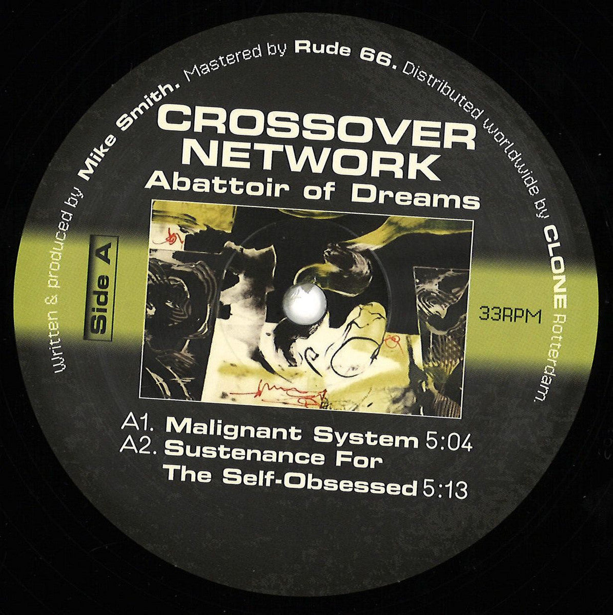 Crossover Network - Abattoir of Dreams 12""