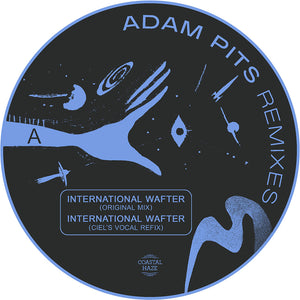 "Adam Pits 'International Wafter: The Remixes' 12"" [Import]"
