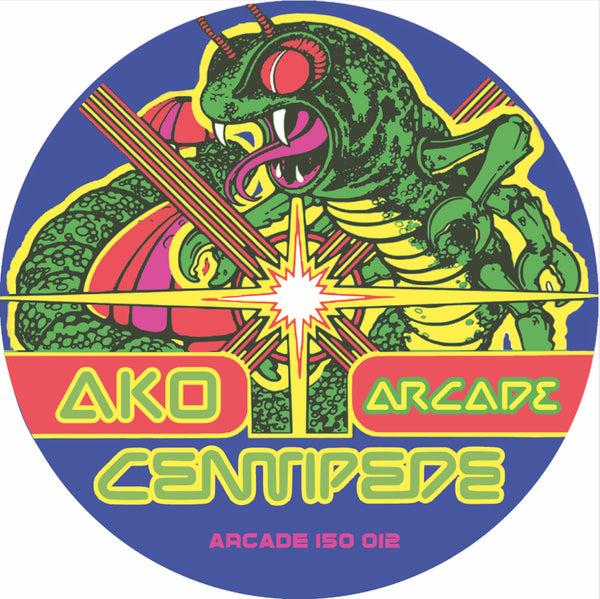 The Guyver 'AKO Arcade #12' (Large Centre Label)