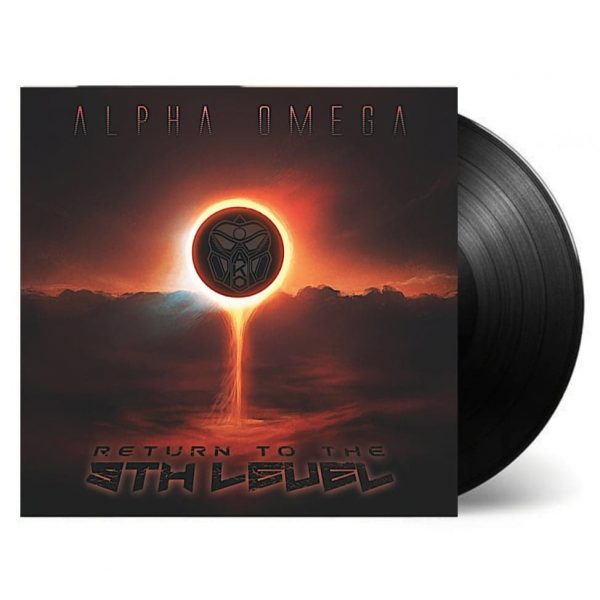 Alpha Omega 'Return To The 9th Level' LP