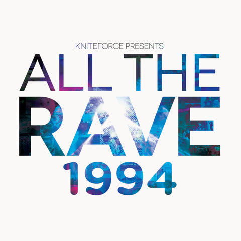 *PRE-ORDER* Various 'All The Rave 1994 EP' 12""
