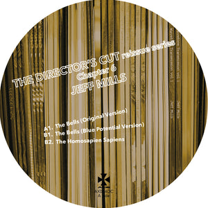 Jeff Mills 'The Directors Cut - Chapter 6' 12""