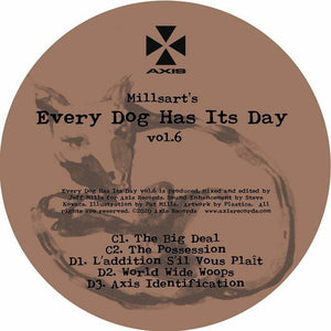 Millsart ' Every Dog Has Its Day Vol.6 ' 2LP