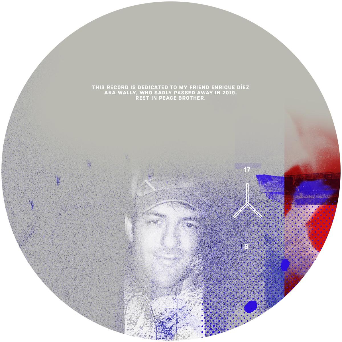 J.C. remix Héctor Oaks  'Farewell for Walls' 12""