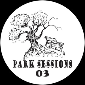Tommy The Cat 'Park Sessions 03' 12""