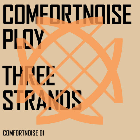 Comfortnoise Ploy 'Three Strands EP' 12""