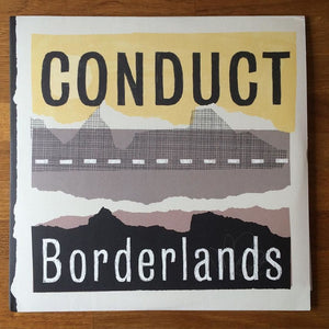 Conduct 'Borderlands' CD