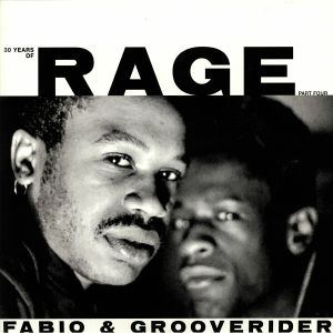 Fabio & Grooverider '30 Years Of Rage Part 4' 2LP