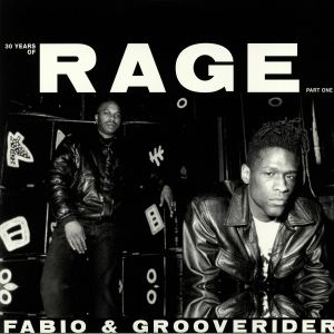 Fabio & Grooverider '30 Years of Rage Part 1' 2LP