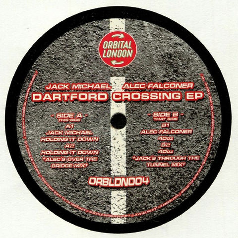 Jack Michael / Alec Falconer 'Dartford Crossing EP'