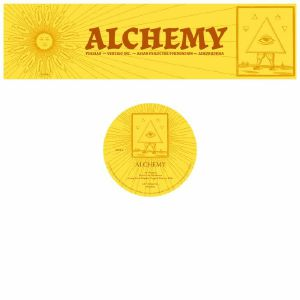 "Various 'Alchemy EP' 12"" (Repress)"