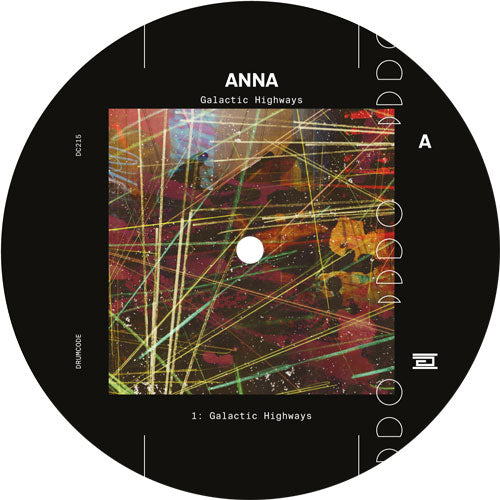 ANNA 'Galactic Highways' 12""