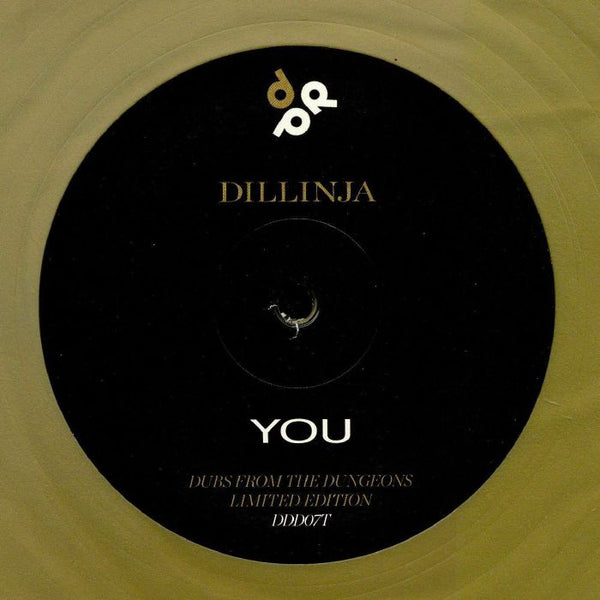 Dillinja 'You / King Of The Beats' 12""