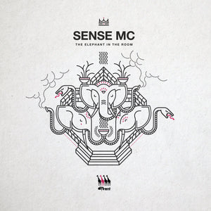 Sense MC 'Elephant In The Room' LP
