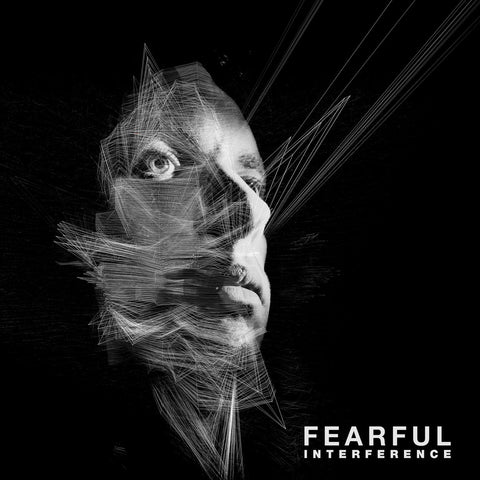 "Fearful 'Interference' Album Sampler 12"" (Marbled Vinyl)"