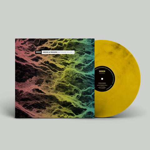 Amoss, Fre4knc & Swift 'Watermark Volume 2' (Yellow Vinyl) 12""