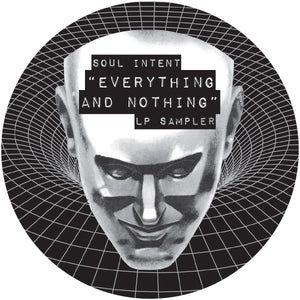 *PRE-ORDER* Soul Intent 'Everything And Nothing LP Sampler' 12""