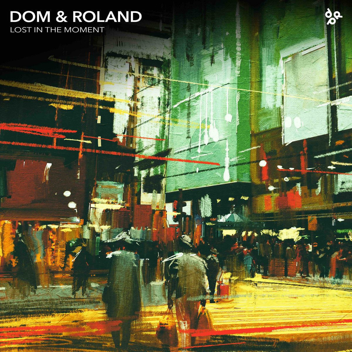 Dom & Roland 'Lost in the Moment' 3LP