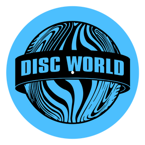 Disc World 'Cyan' Slipmat