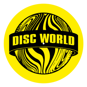 Disc World 'Yellow' Slipmat